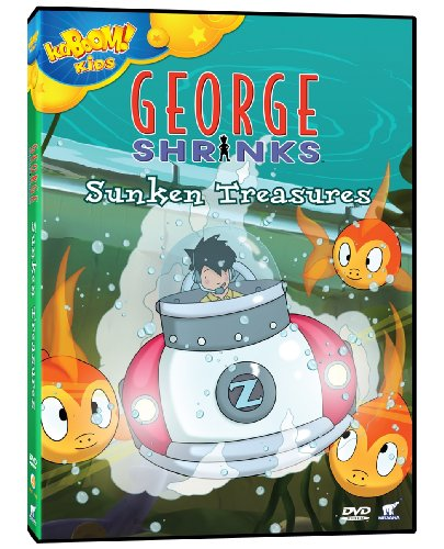 George Shrinks: Sunken Treasures