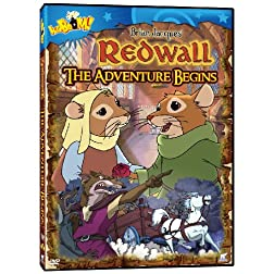 Redwall: The Adventure Begins