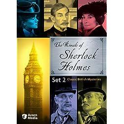 Rivals of Sherlock Holmes: Set 2