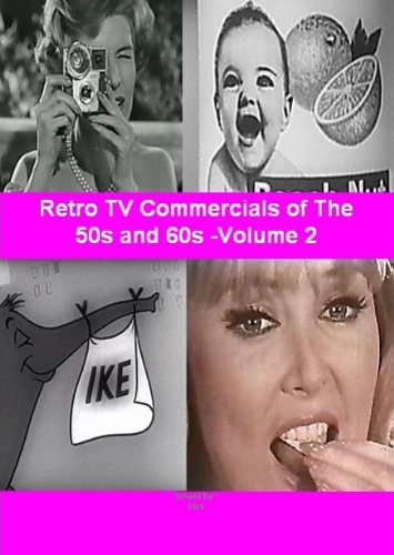 Retro TV Commercials of The 50s and 60s -Volume 2
