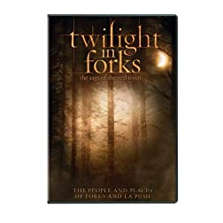 Twilight in Forks-Saga of the Real Town