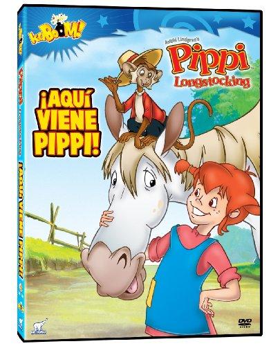 Pippi Longstocking: Aqui Viene Pippi!