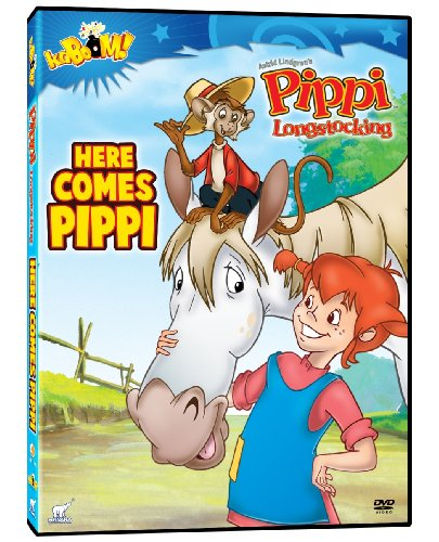 Pippi Longstocking: Here Comes Pippi