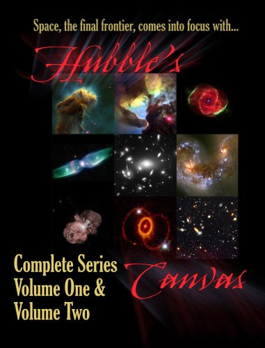 Hubble's Canvas - Two Pack (Home Use)