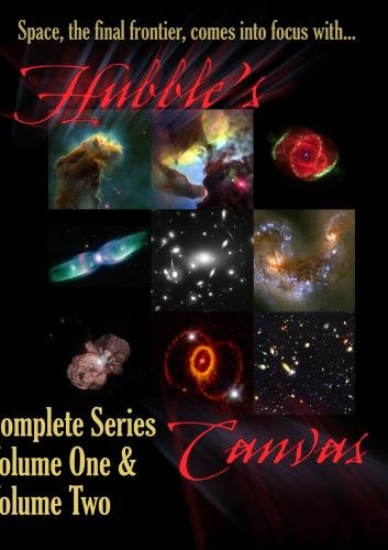 Hubble's Canvas - Two Pack (Non-Profit)