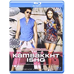 Kambakkht Ishq (Blu Ray) [Blu-ray]