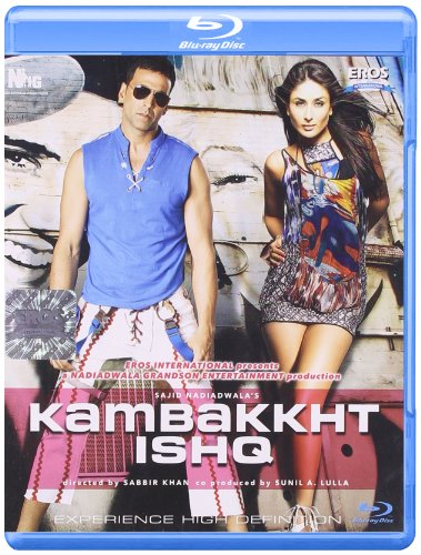 Kambakkht Ishq (Blu Ray) [Blu-ray]