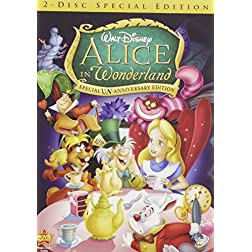 Alice in Wonderland (2-Disc Special Un-Anniversary Edition)