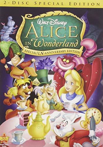 Alice in Wonderland (2-Disc Special Un-Anniversary Edition)