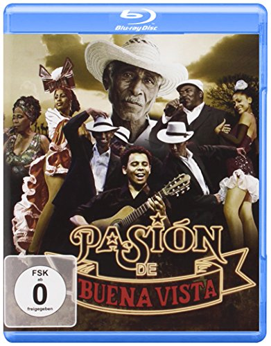 PASION DE BUENA VISTA Pasion De Buena Vista - Bluray - Edition [Blu-ray]