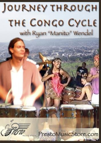 Journey Through the Congo Cycle Learn Hand Drum Percussion from Cuba
