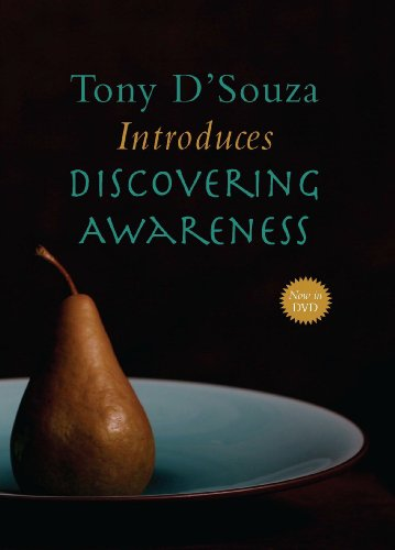 Tony D Souza Introduces Discovering Awareness