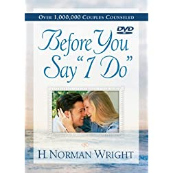 Before You Say I Do DVD