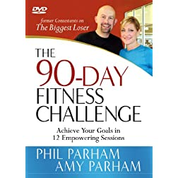 The 90-Day Fitness Challenge DVD