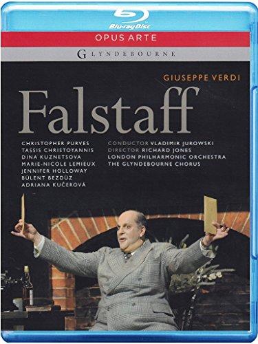 Verdi: Falstaff - featuring the London Philharmonic Orchestra & Glyndebourne Chorus [Blu-ray]