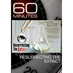 60 Minutes - Resurrecting the Extinct (January 10, 2010)