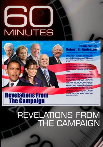 60 Minutes - Revelations from the Campaign (January 10, 2010)