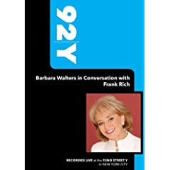 92Y- Barbara Walters in Conversation with Frank Rich (June 17, 2008)
