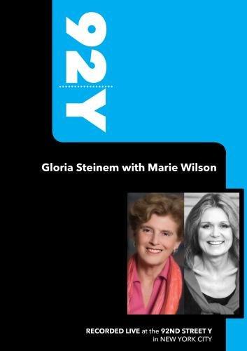 92Y- Gloria Steinem with Marie Wilson (September 10, 2008)
