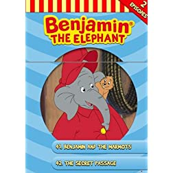 Benjamin The Elephant Episode 41 & 42