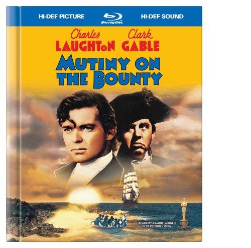 Mutiny on the Bounty [Blu-ray Book]