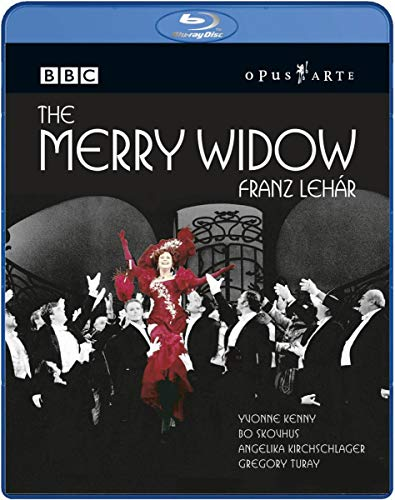 Lehar: The Merry Widow [Blu-ray]