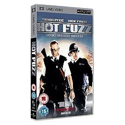Hot Fuzz [UMD for PSP]