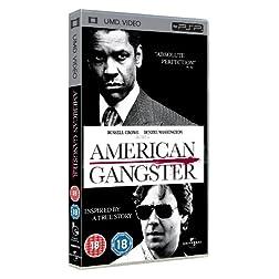 American Gangster [UMD for PSP]