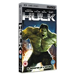 The Incredible Hulk [UMD for PSP]
