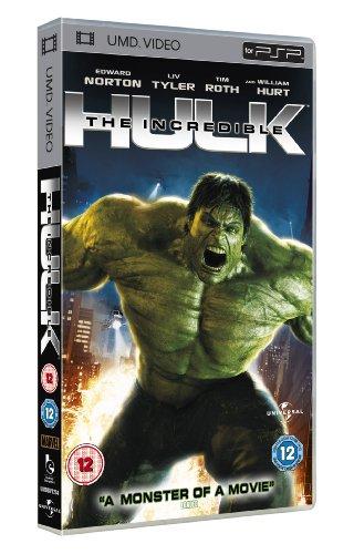 The Incredible Hulk [UMD for PSP]