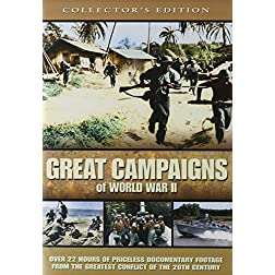 Great Campaigns of Wwii