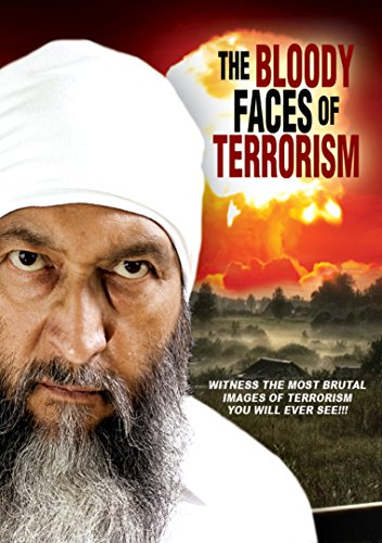 Bloody Faces of Terrorism