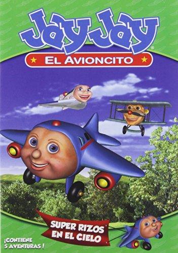 Jay Jay El Avioncito: Super Rizos En El Cielo