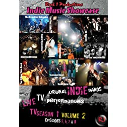 Indie Music Showcase