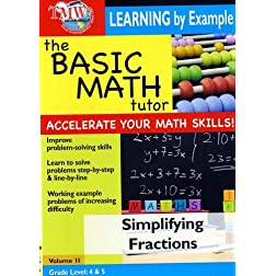 The Basic Math Tutor: Simplifying Fractions