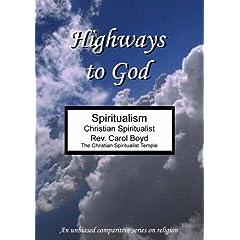 Spiritualism - Christian Spiritualist - Rev. Boyd