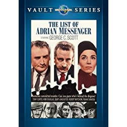 The List of Adrian Messenger (Amazon.com Exclusive)