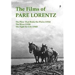 The Films of Pare Lorentz