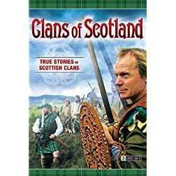 Clans of Scotland (3pc) (Ws)