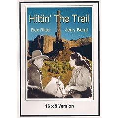 Hittin' The Trail 16x9 Widescreen TV.