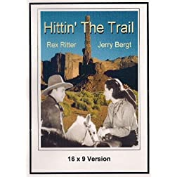 Hittin' The Trail 16x9 Widescreen TV.