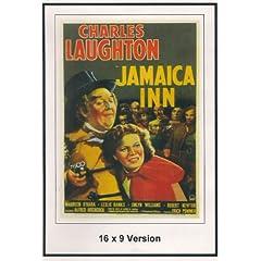 Jamaica Inn 16x9 Widescreen TV.