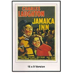 Jamaica Inn 16x9 Widescreen TV.
