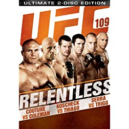 UFC 109: Relentless