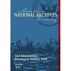 Civil Disturbances: Planning for Control, 1970