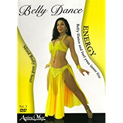 Amira Mor: Belly Dance For Energy