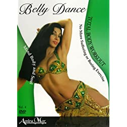 Amira Mor: Belly Dance For A Feminine Total Body Workout