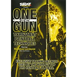 One With The Gun: Tournament Paintball Techniques - Maximus Lundqvist