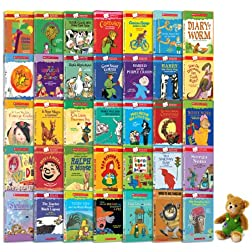 Scholastic Storybook Treasures Giant Bundle with Plush (35 DVDs)