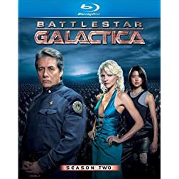 Battlestar Galactica: Season Two [Blu-ray]
